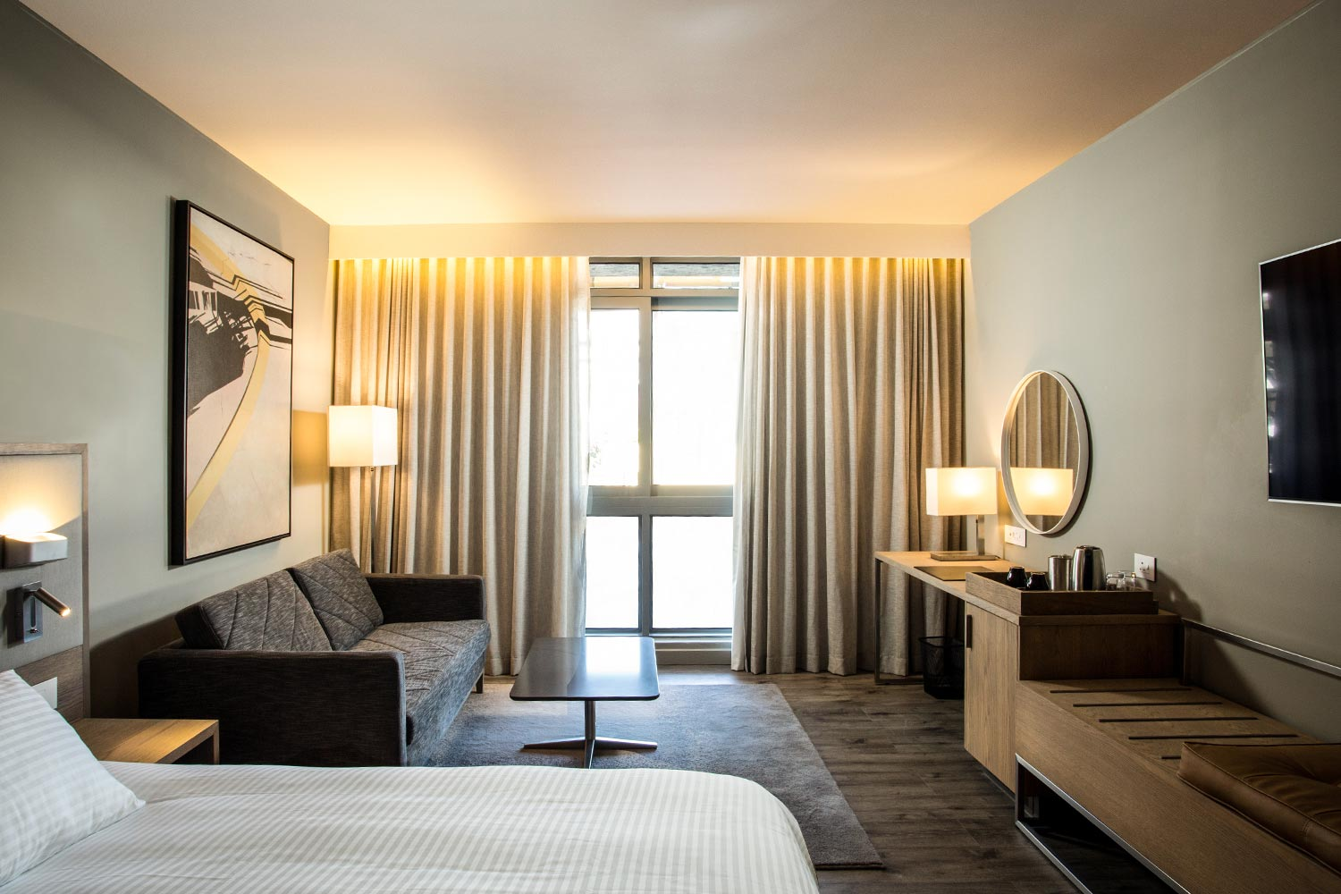 AC Hotel by Marriott rooms